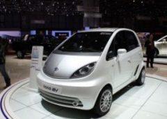 Tata Nano в кінці року обзаведеться електричної версією