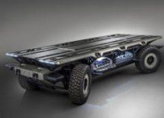 GM створив самоврядну вантажну платформу