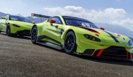 Aston Martin представив гоночну версію Vantage нового покоління