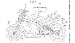 Компанія Honda патентує мотоцикл з паливним елементом