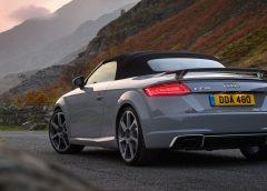 Обзор Audi TT