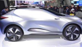 У Детройті представлений футуристичний кросовер GAC Enverge Concept