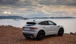 Камінг-аут. — Перший тест Jaguar E-Pace