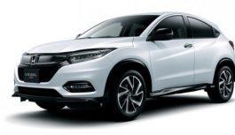 Оновлений Honda HR-V надійшов у продаж