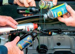 Тестирование присадок Mannol и Fenom для автомобильного двигателя