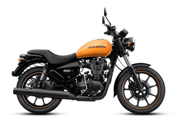 Представлен мотоцикл Royal Enfield Thunderbird X