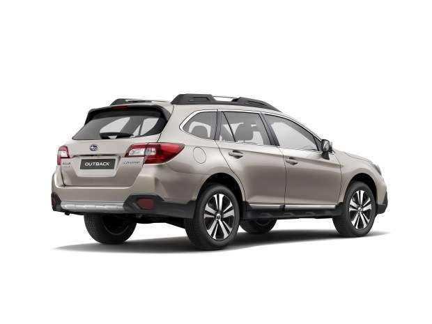Новый Subaru Outback с системой EyeSight уже в Украине