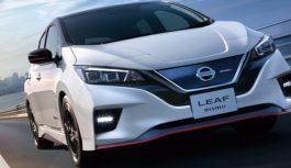 Nissan перетворив Leaf в спортивний електрокар