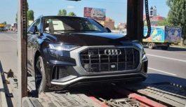 В Україну приїхав спортивний і найдорожчий кросовер Audi