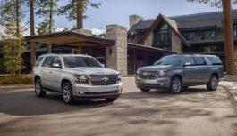 Chevrolet підготував спецверсію позашляховиків Tahoe і Suburban