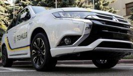 Українська поліція виділила майже 100 млн. гривень на покупку нових авто
