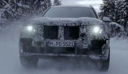 BMW показав X7 у новому відео
