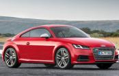 Описание Audi TTS Roadster quattro