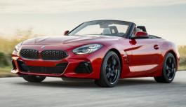 BMW Z4 2019 – обновление баварского родстер