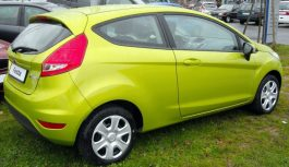 Ford Fiesta 2008 – стоит ли покупать б/у автомобиль?