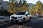 Простий тест-драйв. Toyota RAV4 – економічний кросовер з чоловічим характером