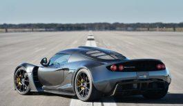 Hennessey Venom GT (435 км/год)
