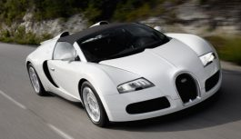 Bugatti Veyron Super Sport (435 км/год)