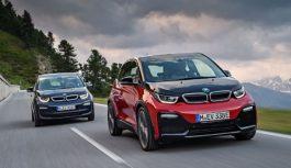 BMW i3, запас ходу — 182-185 км