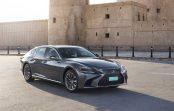 Тест-драйв Lexus LS: елегантна розкіш