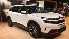 Citroën святкує 100-річчя бренду на стенді Паризького автошоу 2018