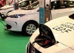 В Украине резко вырос спрос на электромобили