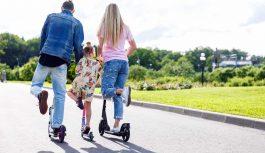 Опираемся на [основные] правила при покупке электросамоката для всей семьи