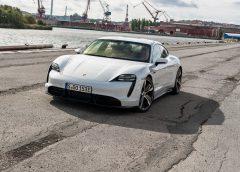 Бортова мережа Porsche Taycan має напругу в 800 вольт