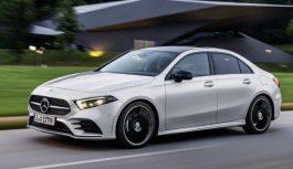 Німці представили європейський седан Mercedes A-Класу
