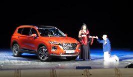 В Україні представлено новий Hyundai Santa Fe