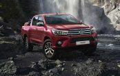 Какие бывают тюнинг-аксессуары для Toyota Hilux