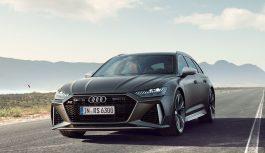 Audi представила серійну версію крос-купе e-tron