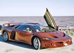 Lamborghini Coatl — найнезвичайніша модель з минулого століття
