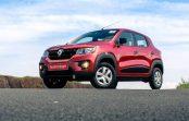 Тест-драйв Renault Kwid (Рено Квид)