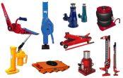 Механические домкраты: использование и назначение